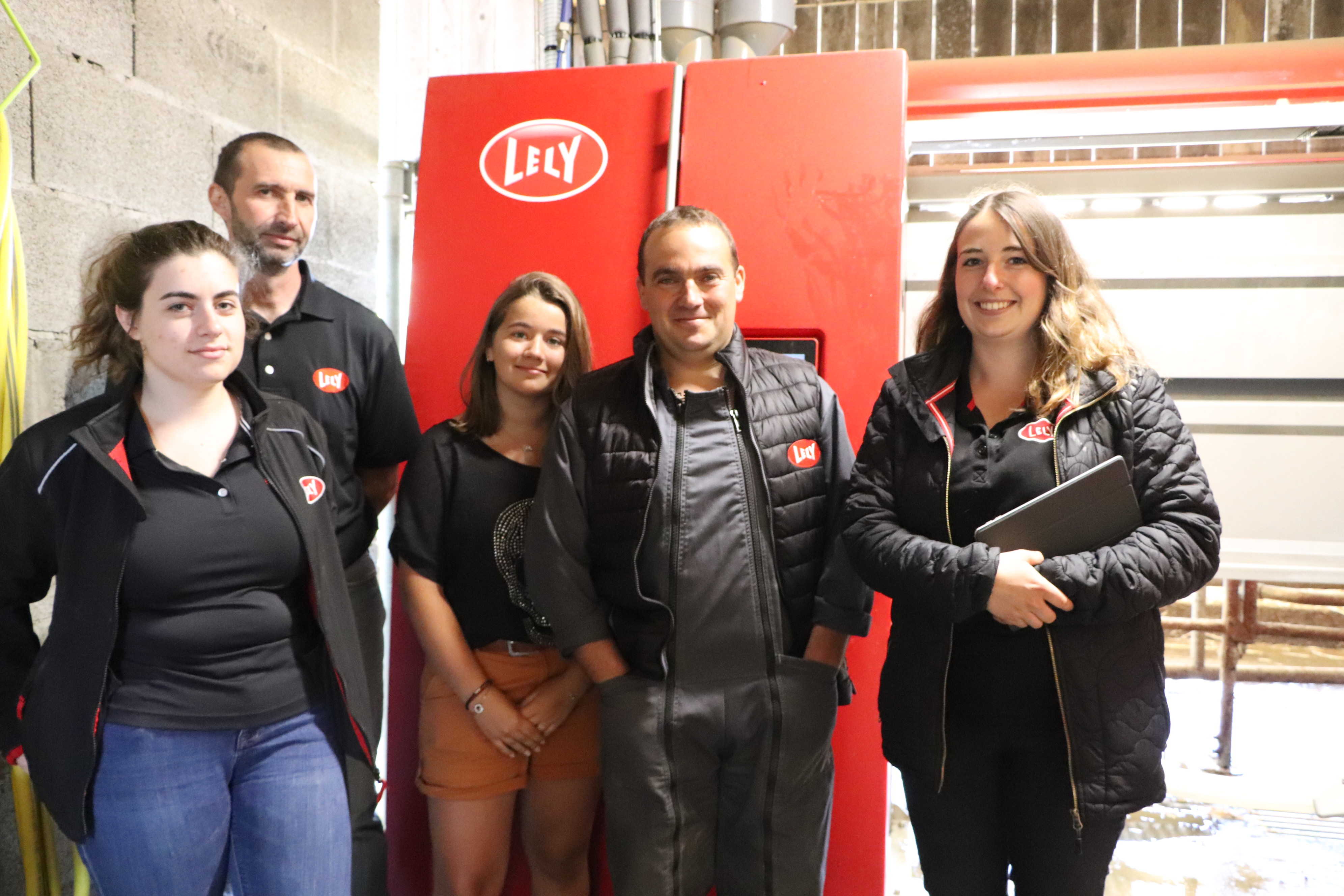 Lely Reconditionné1