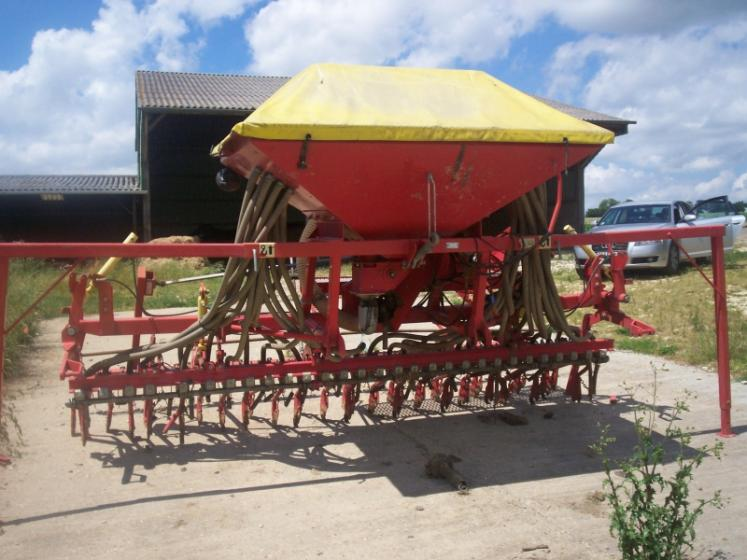 Combine Lely 4m Herse Lely 400-55 (9.500€)