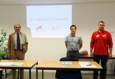 SAFER - JA NORMANDIE